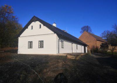 Stavební práce K.C. Opatovice
